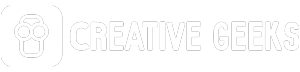 Logo de Creative Geeks Agence de développement d'applications mobiles